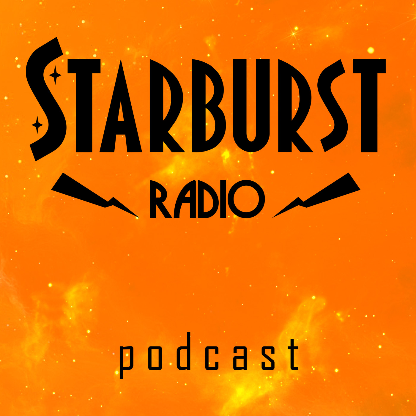 Starburst Radio Podcast