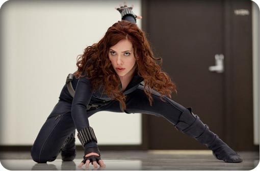 "Whedon Promises ""Killer"" Storyline for Black Widow in AVENGERS - AGE OF ULTRON"