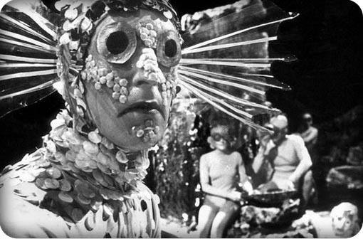 Fotografía de un episodio de Doctor Who