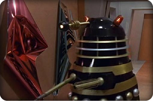 blu-ray review  dr  who and the daleks  1965