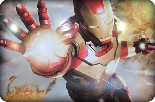 Peep the New Pepper Potts Poster For IRON MAN 3