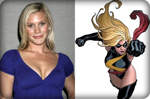 Katee Sackhoff in Talks to Play MS MARVEL?