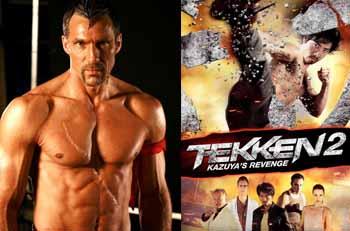 Gary Daniels Tekken 2 Kazuya S Revenge Starburst Magazine
