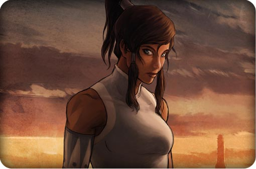 Book Review: THE LEGEND OF KORRA - THE ART OF THE ANIMATED SERIES