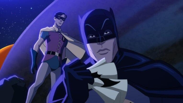 Batman vs. Two-Face Batman Robin Adam West Burt Ward