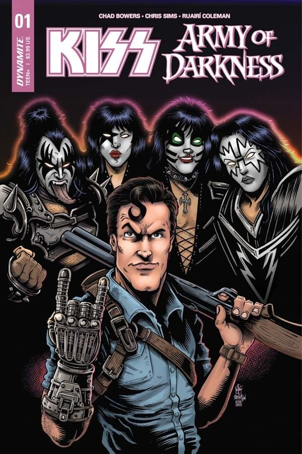 Army of Darkness KISS