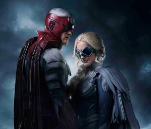 Hawk and Dove Titans