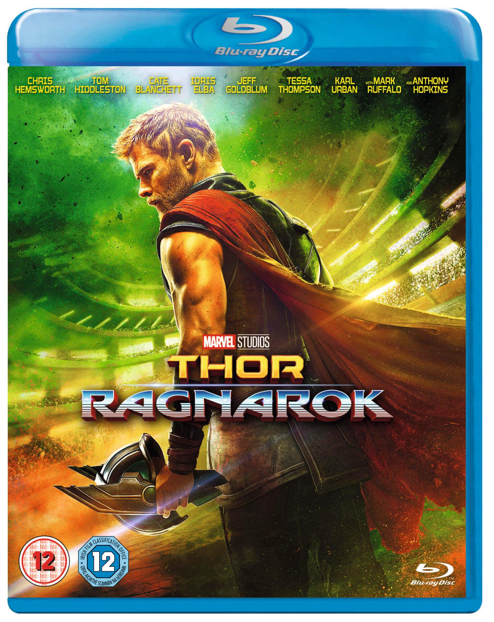 Ended Win Thor Ragnarok On Blu Ray Starburst Magazine