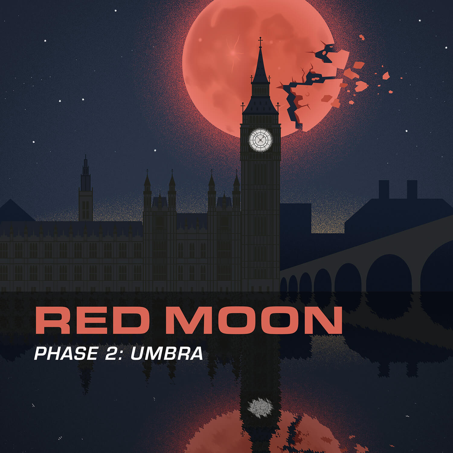 red moon cycle hunting - photo #14