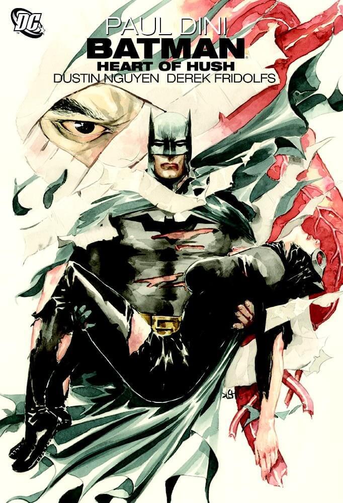 Batman Heart of Hush Paul Dini