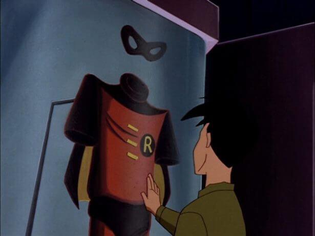 Batman: The Animated Series Tim Drake Robin