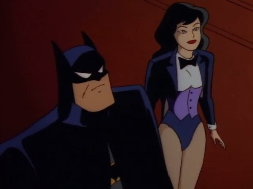 Batman: The Animated Series - Zatanna