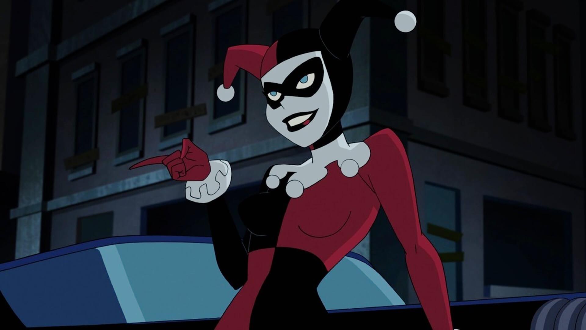Harley Quinn Batman: The Animated Series Paul Dini