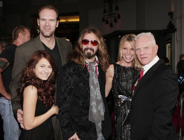 Scout Taylor-Compton, Tyler Mane, Rob Zombie, Sheri Moon Zombie, Malcolm McDowell Halloween