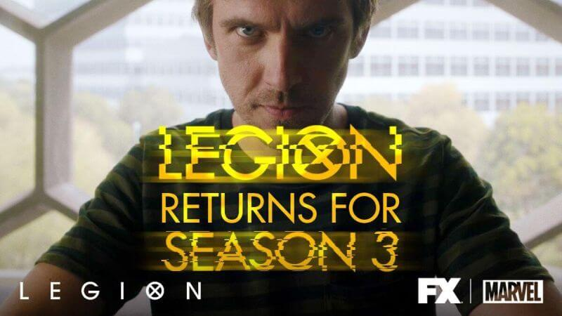 Legion Season 3