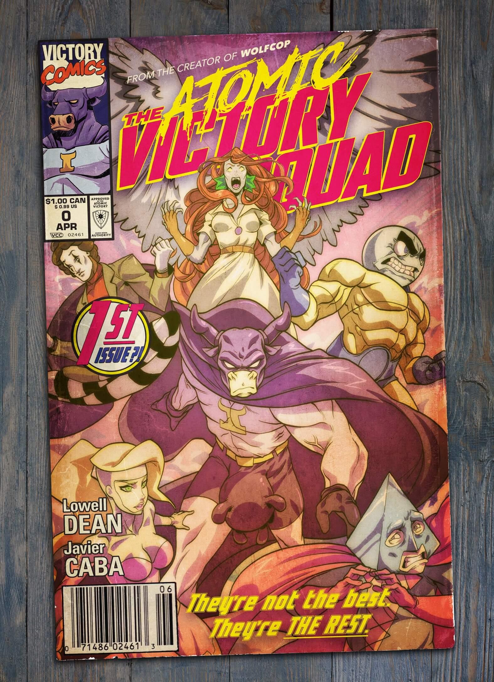 Atomic Victory Squad