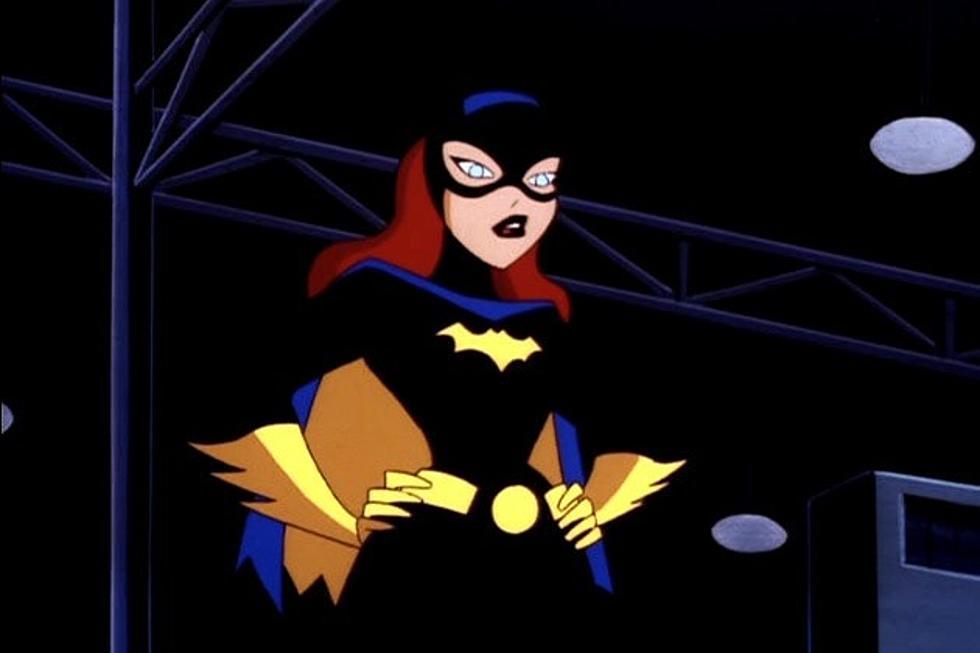 Tara Strong Batgirl