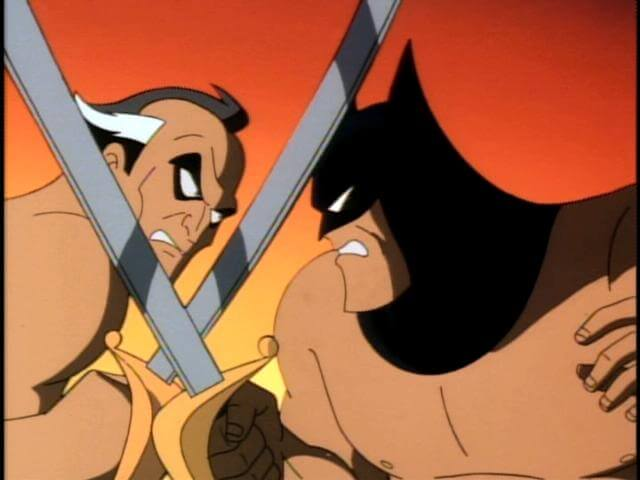 Kevin Altieri Batman: The Animated Series