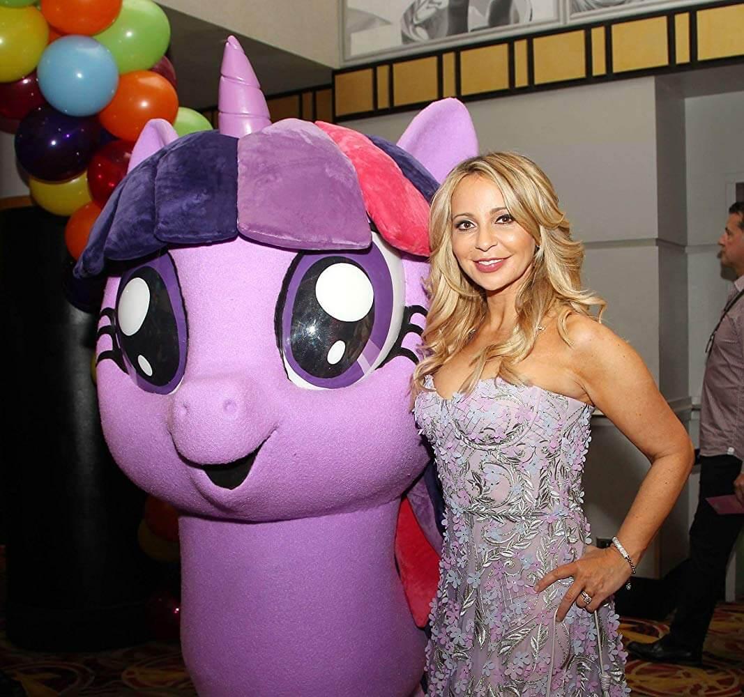 Tara Strong My Little Pony