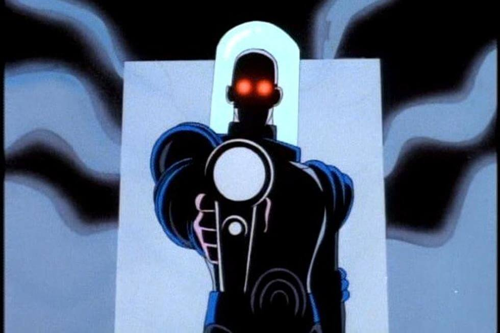 Batman: The Animated Series Heart of Ice Mr Freeze