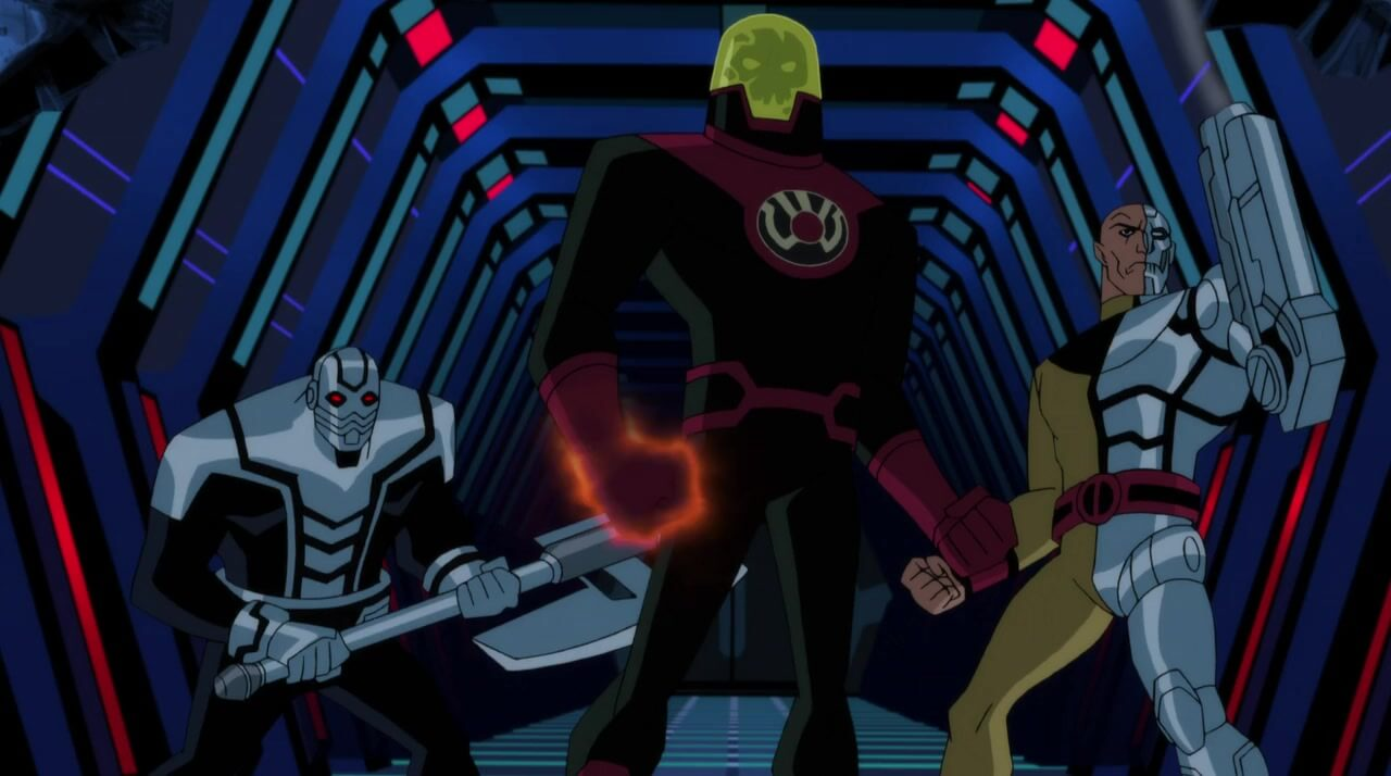Eric Carrasco Jim Krieg Justice League Vs The Fatal Five Starburst Magazine