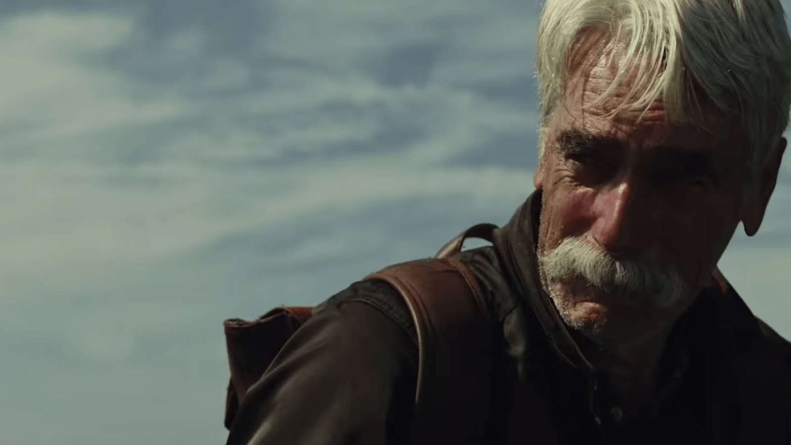 The Man Who Killed Hitler and Then the Bigfoot Sam Elliott