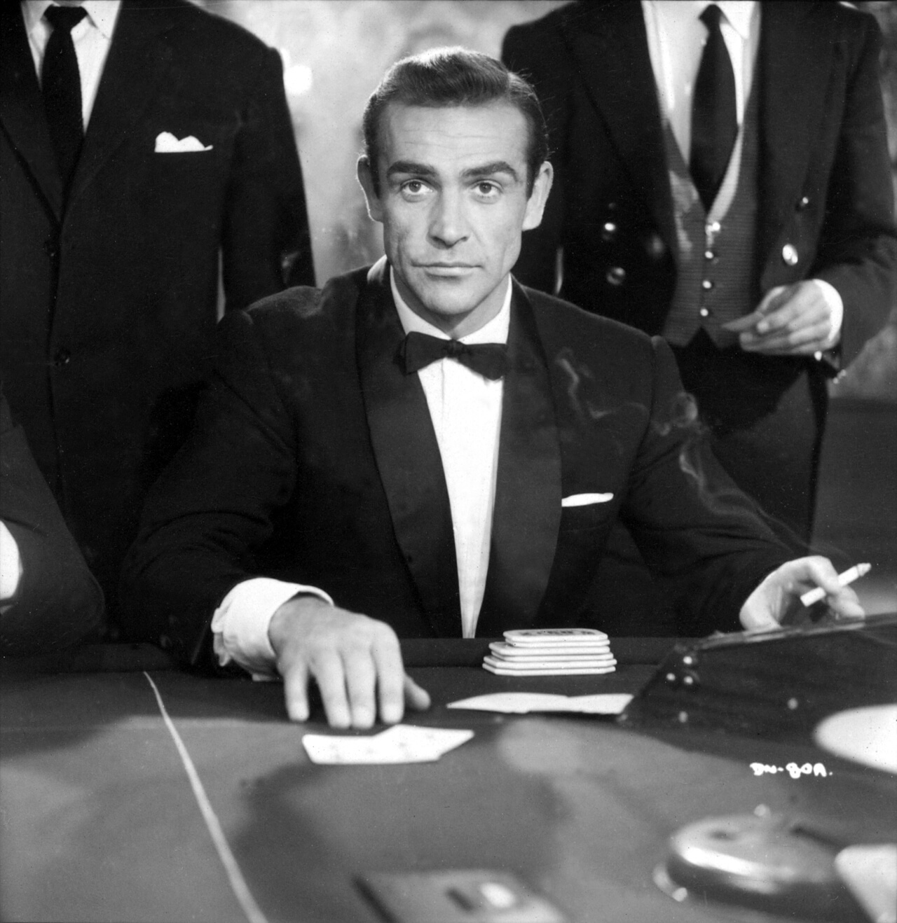 James Bond Baccarat