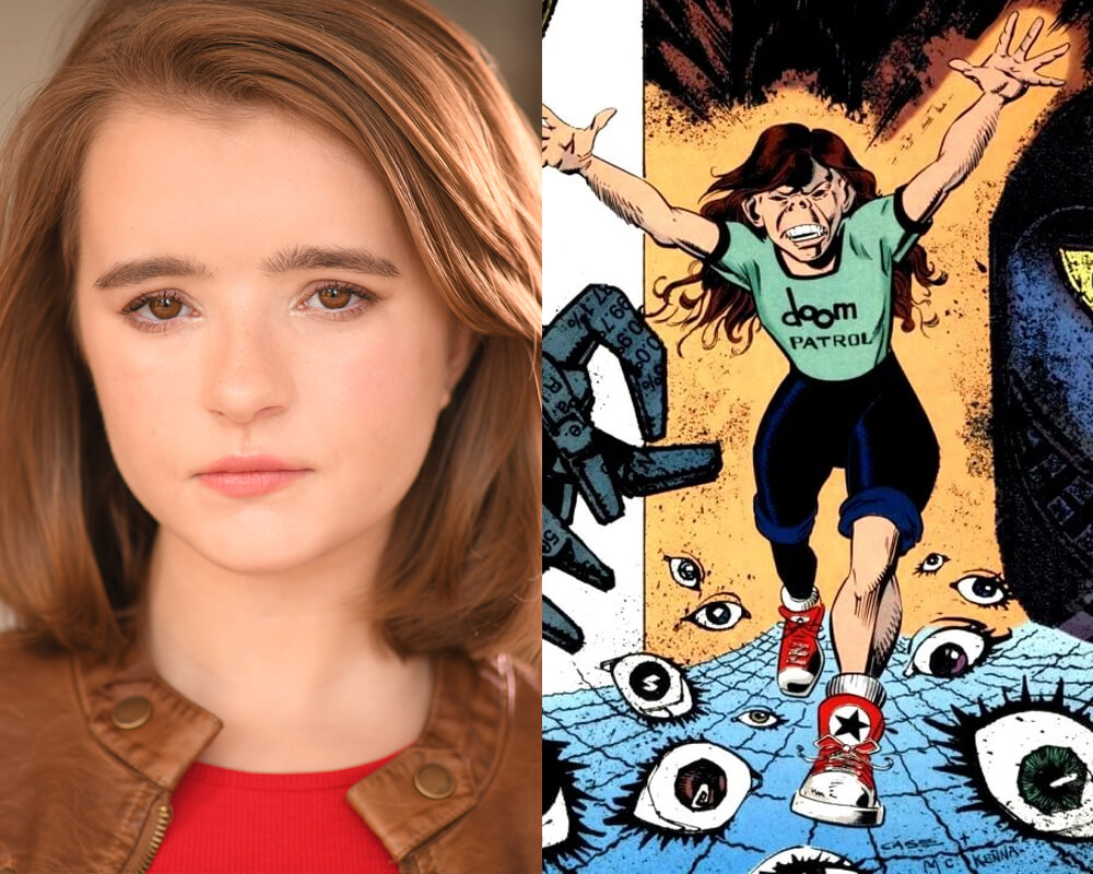 Abigail Shapiro Is Doom Patrol S Dorothy Starburst Magazine