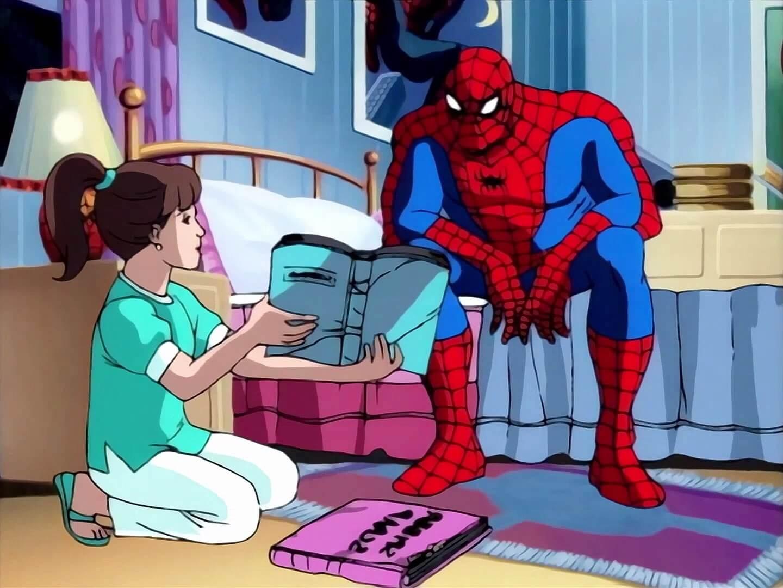 Spider-Man Bob Richardson