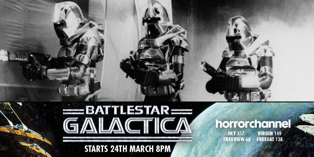 battlestar horror