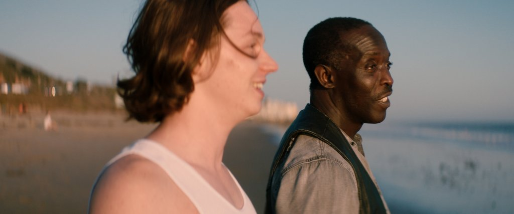 Michael Kenneth Williams and Jack Kilmer in Body Brokers
