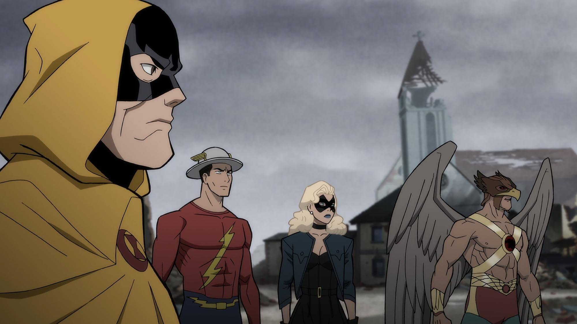 Justice Society II