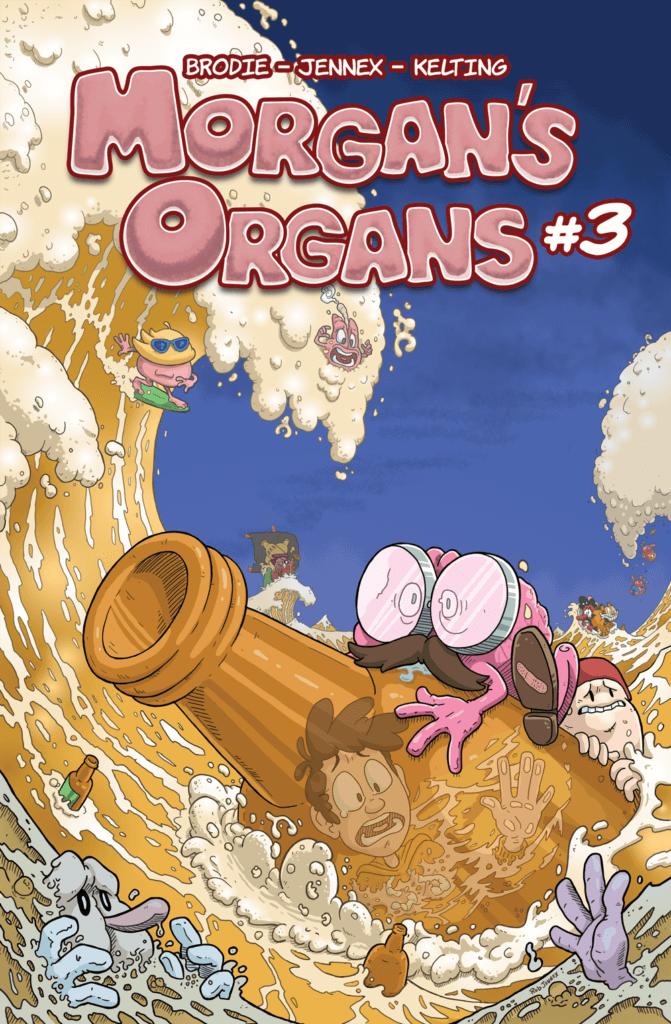 Morgan's Organs